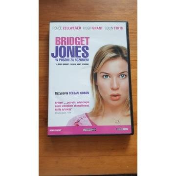 Bridget Jones - W pogoni za rozumem 2xVCD lektor