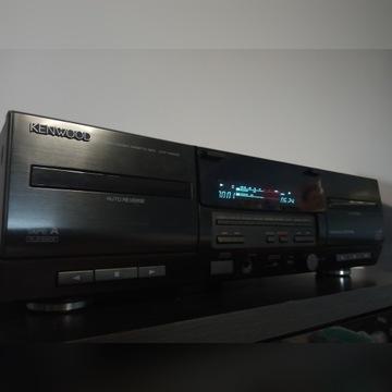 Magnetofon Kenwood KXF-W4030 Świetny Stan
