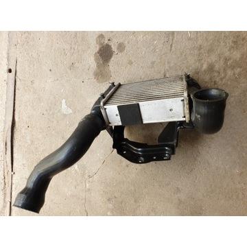 Intercooler chłodnica powietrza audi a4 b6 b7 1.8t
