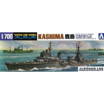 Japoński lekki krążownik KASHIMA