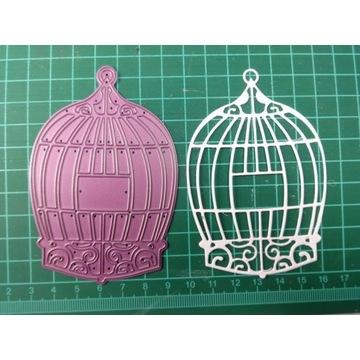 wykrojnik Cheery Lynn Designs - klatka dla ptaków