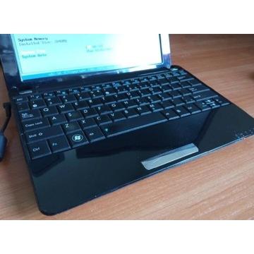 Asus Eee PC 1005HA / 2GB 250GB + zasilacz + torba