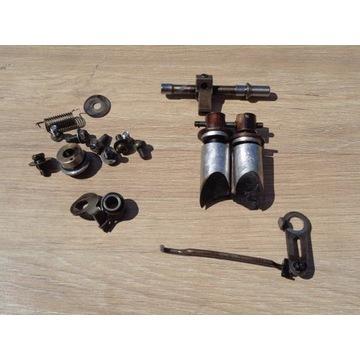 Zawór wydechowy do rm 80/85 2t i cylinder tłok