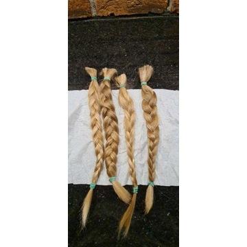 Włosy dziewicze (kolor #10) 30cm 79gr