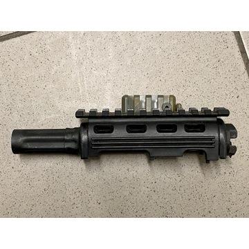 Rura gazowa taktyczna AK z RIS AK tactical