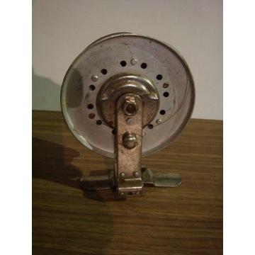 Kołowrotek wędkarski stary z patentem
