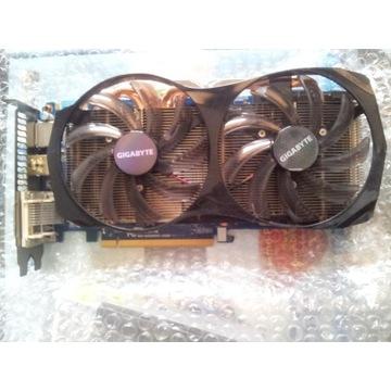 Gigabyte GTX 660, z WindForce 2X - Patrz opis!