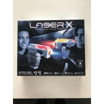 Laser X pistolet na podczerwień podwójny. Nowy!