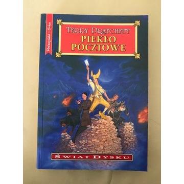Terry Pratchett - Piekło pocztowe