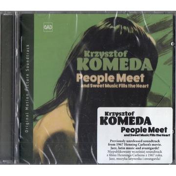 Krzysztof Komeda People Meet and Sweet Music Fills