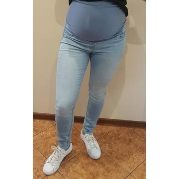 Spodnie ciążowe h&m r.38 M