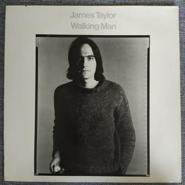 JAMES TAYLOR WALKING MAN winyl EX 1ST PRESS US