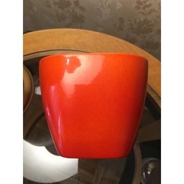 Osłonka Ceramiczna Czerwona