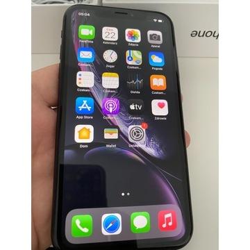 iPhone XR czarny 64GB