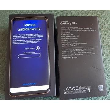 Samsung s9+ G965F/DS zablokowany przez PLUS