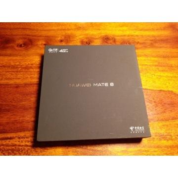 Smartfon Huawei Mate 8 3 GB / 32 GB srebrny NOWY