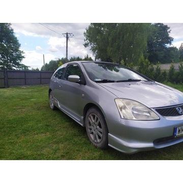 Honda Civic VII 1.6 VTEC