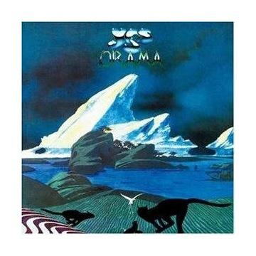 YES Drama (USA) (LP)