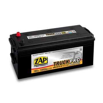 Akumulator 12v 180Ah 1000A ZAP TRUCK