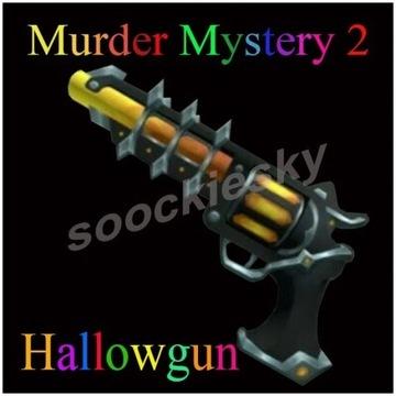 ROBLOX Murder Mystery 2 Hallowgun