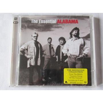 ALABAMA - THE ESSENTIAL ALABAMA 2 CD