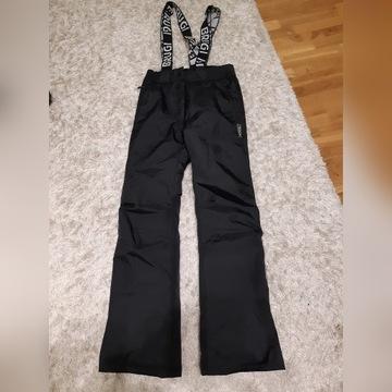 Spodnie narciarskie Brugi rozmiar S