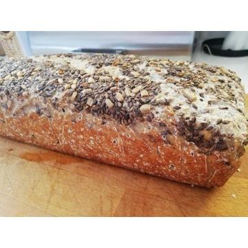 Pakiet do wypieku chleba -zakwas, mąki, instrukcja