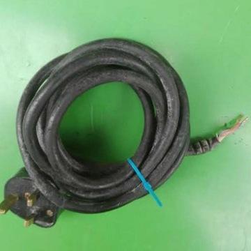 Titan kabel do szlifierki kątowej 2x1,5 mm
