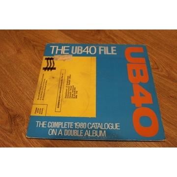 UB40 File 2LP