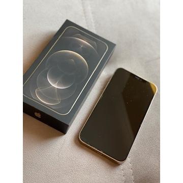 iPhone 12 Pro MAX 128GB Gold Stan idealny Jak Nowy
