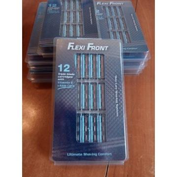 Flexi Front nożyki do maszynki FLEXI FRONT USA
