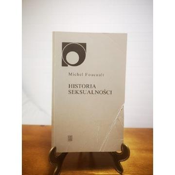 Książka Historia seksualności Michel Foucault