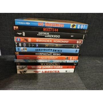 Zestaw filmów - różne