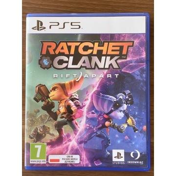 Ratchet & Clank Rift Apart PL