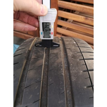 MICHELIN PILOT SPORT 3 235/40/18 4.7 mm