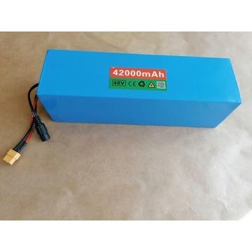 Akumulator 48V 13s3p 42Ah akumulator 1000W akumula
