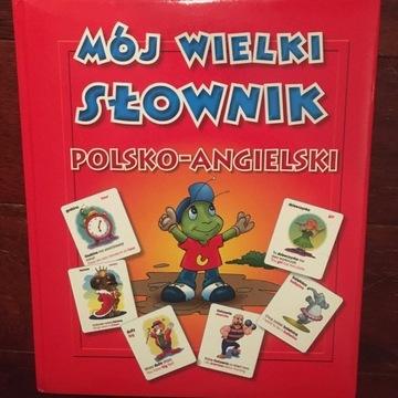 Słownik polsko-angielski dla młodszych dzieci