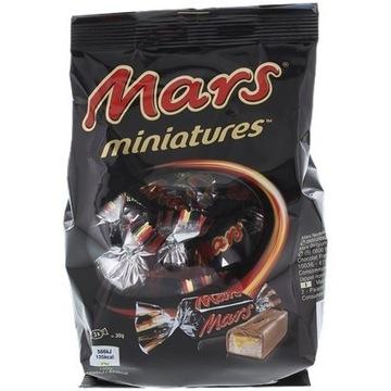 Czekoladki Mars 130 gramów