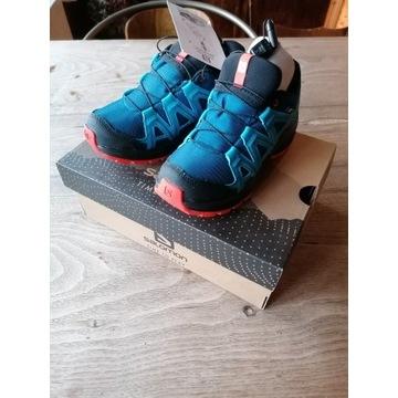 Buty dziecięce Salomon