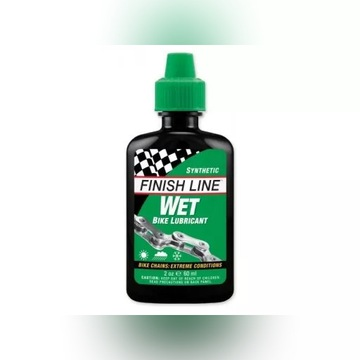 Finish Line Wet Lube 60 Ml Olej Synt