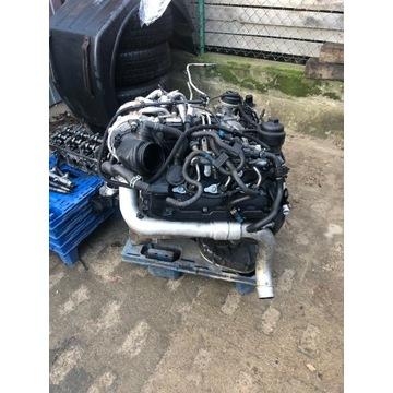 Silnik AUDI Q7 4M 3.0TDI 272KM CRTC - Uszkodzony