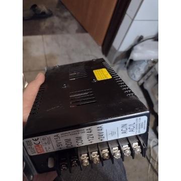 ZASILACZ IMPULSOWY MWP-608 104W 5V 12V 24V 15A
