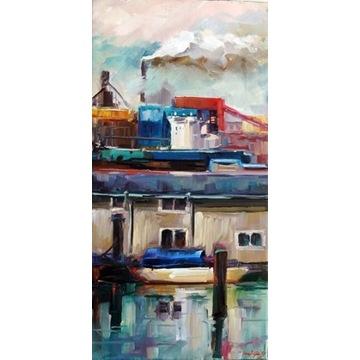 Jurij Frey - Im Hafen 3 (Reise nach Amsterdam)