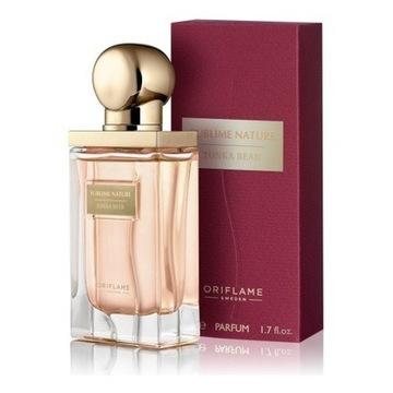 Oriflame perfumy SUBLIME NATURE TONKA BEAN 50ml