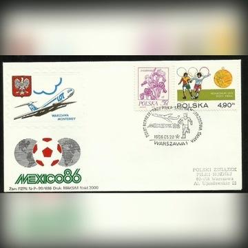 Meksyk 1986 Piłka nożna Mistrzostwa Świata