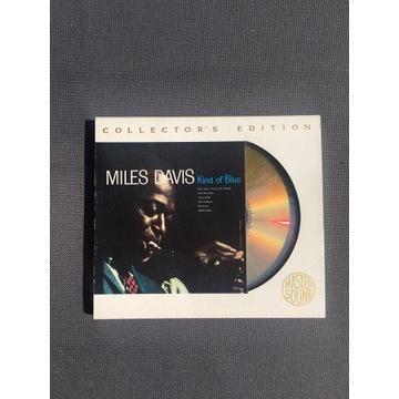 Miles Davis Kind of Blue (GOLD Mastersound)