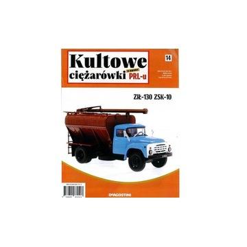 ZIŁ-130 ZSK-10 KULTOWE CIĘŻARÓWKI PRL