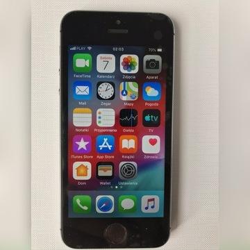 Iphone 5s 64GB - STAN JAK NOWY