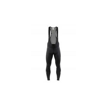 CRAFT męskie spodnie rowerowe zimowe z wkładką