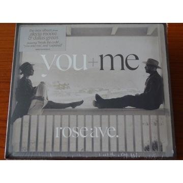 PINK You+Me - Roseave (CD)
